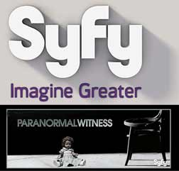 paranormal witness project free tv